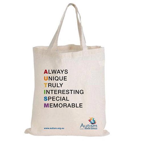 Calico Shopping Bag